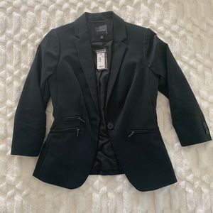 Cute Black Blazer from The Limited